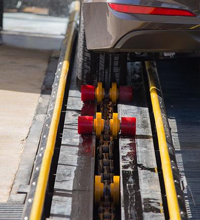 Car Wash Brush >> XR 1000 Conveyor for Car Wash Systems   MacNeil Wash Systems