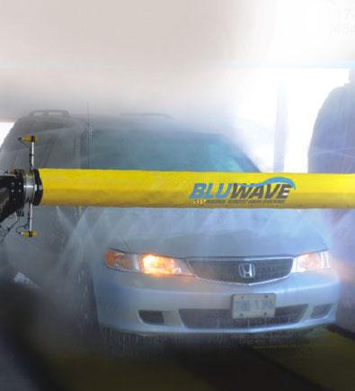 BlueWave Linear Profiler High-Pressure Car Wash Rinse | MacNeil