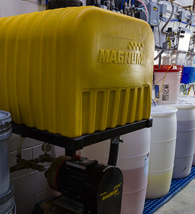 Magnum Pumping Station: Original Series | MacNeil Wash Systems