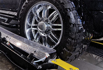 Wheel and Tire Cleaning | MacNeil Wash Systems