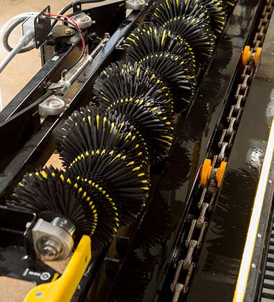 Macneil Car Wash Equipment >> Wheel Boss | MacNeil Wash Systems