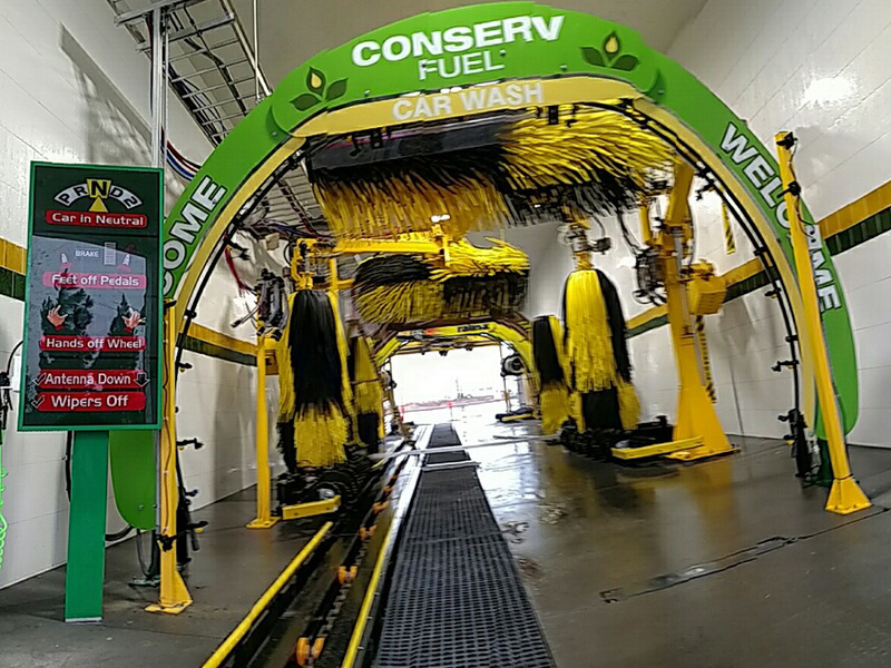 Macneil Car Wash Equipment >> MacNeil Car Wash Photo Gallery | MacNeil