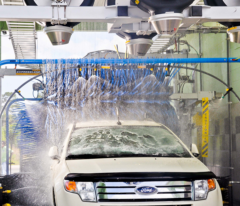 Eco-Friendly Car Wash Supplies