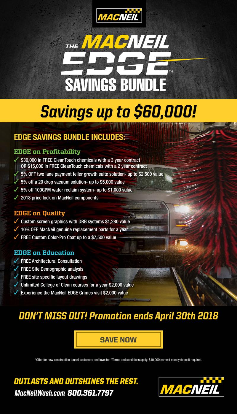 Macneil Edge Savings Bundle