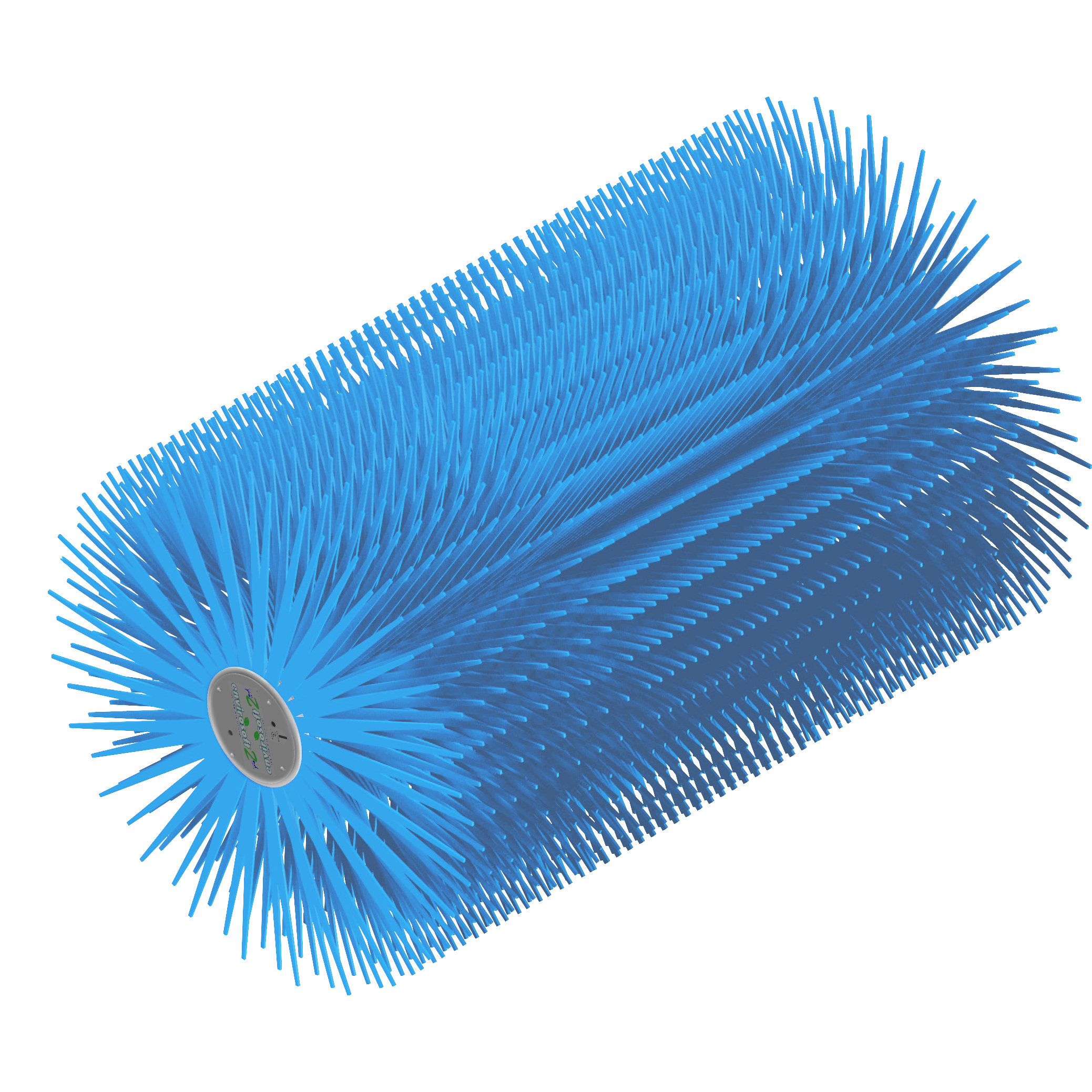 Car Wash Brush >> Blue Complete Foam Replacement Rs 1000 Top Brush 94