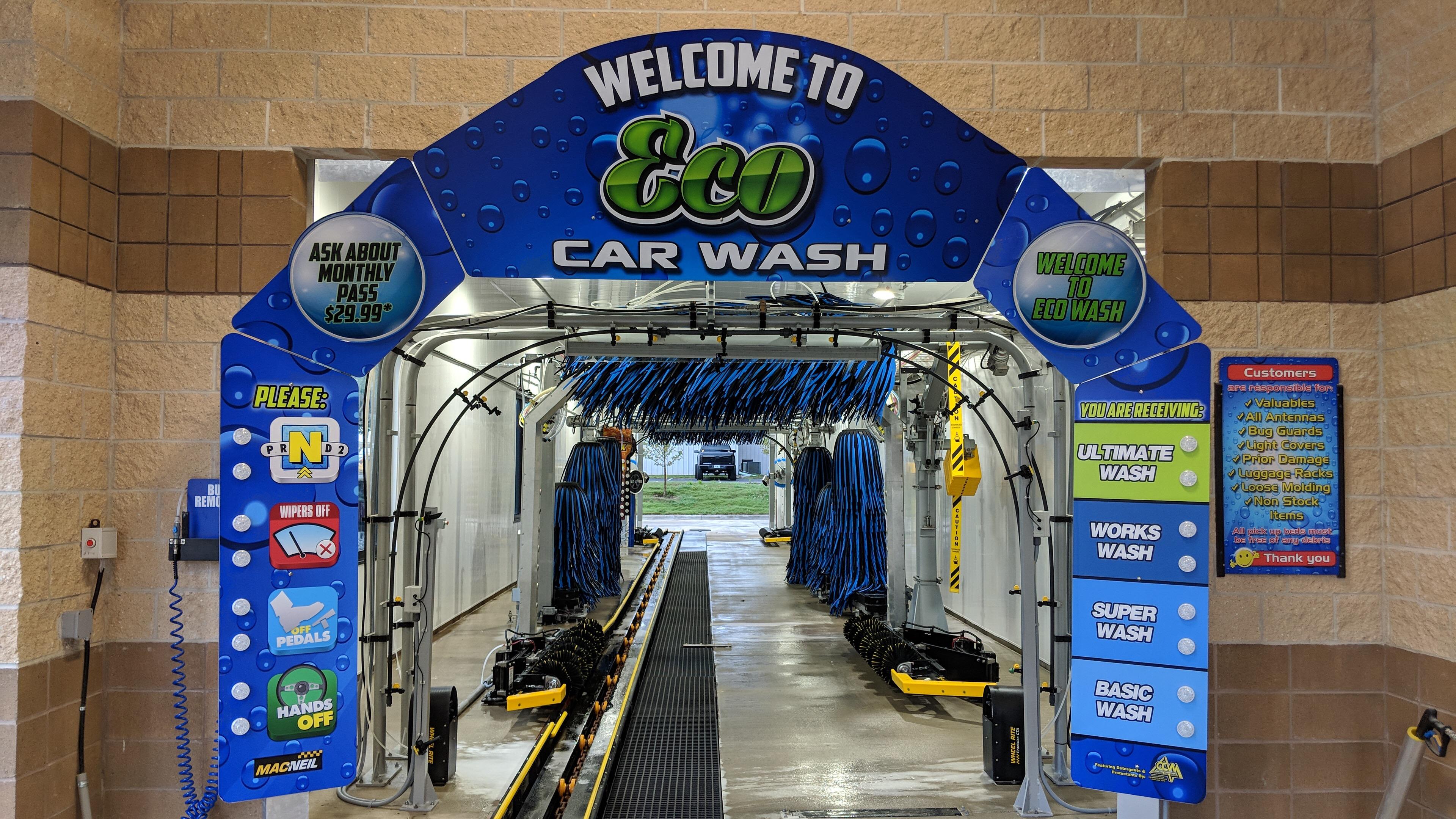 Customer Spotlight Of The Month Macneil Wash